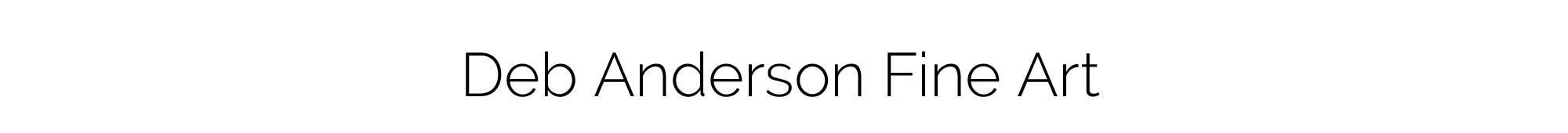 Deb Anderson Fine Art Logo