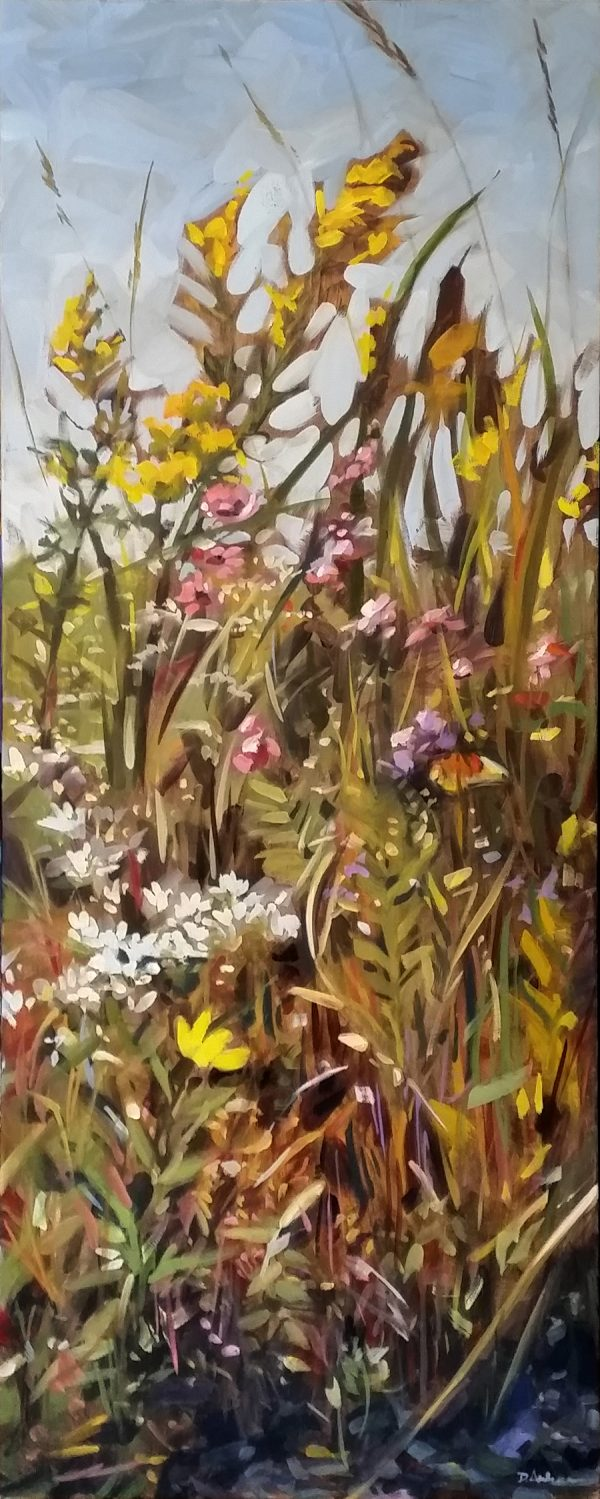 Goldenrod painting