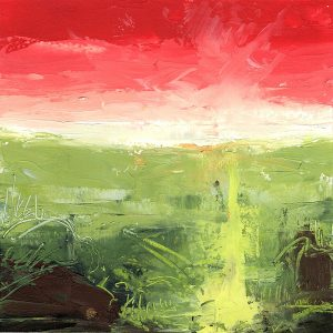 Photo of Red Green painting