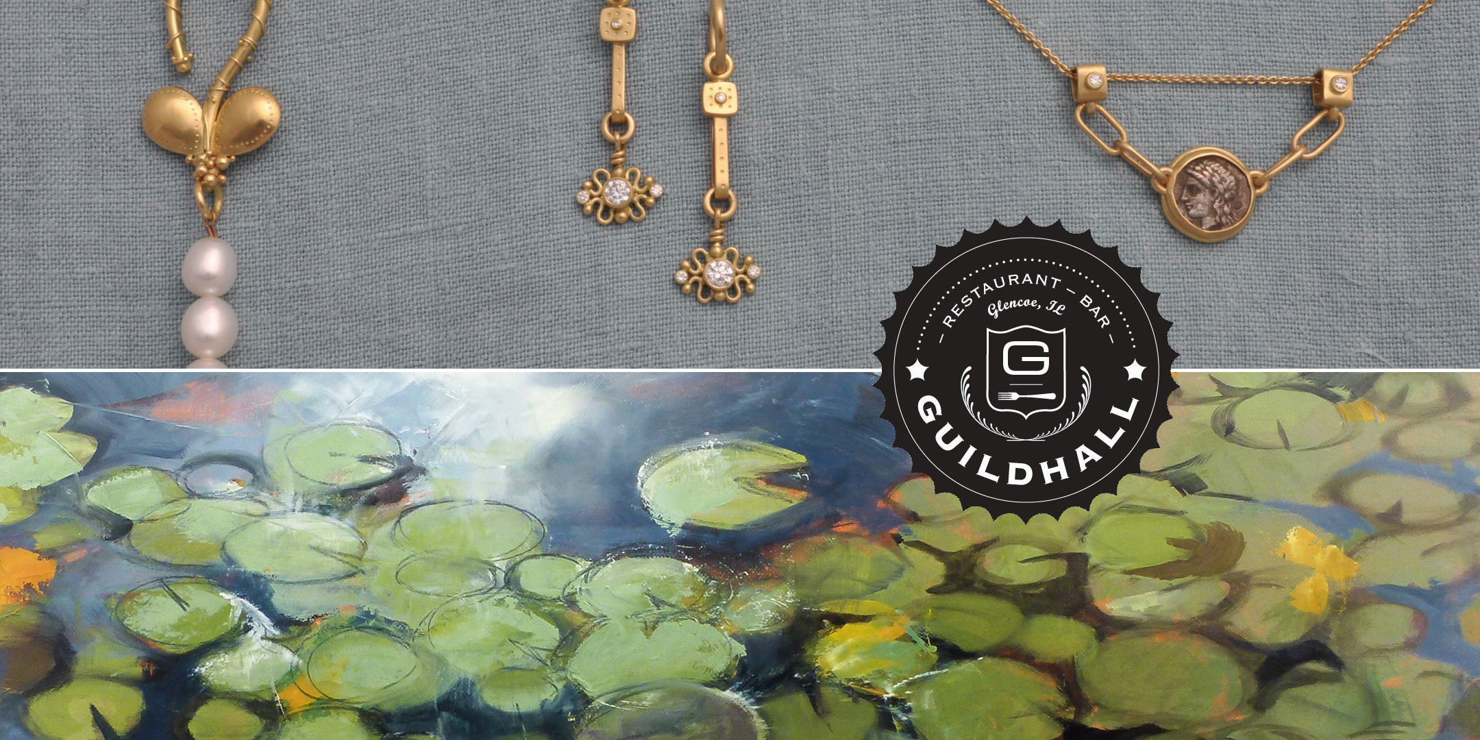 Holiday Art Show at Guildhall Restaurant